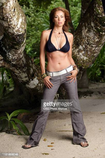Natalie Bolton a bartender from Los Angeles Calif is one of the 20 castaways set to compete in Survivor Micronesia Fans vs Favorites when the...