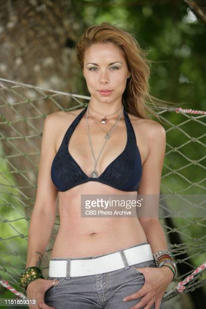 Natalie Bolton a personal trainer and bartender from Hollywood CA is one of the contestants on the CBS television network series Survivor Micronesia
