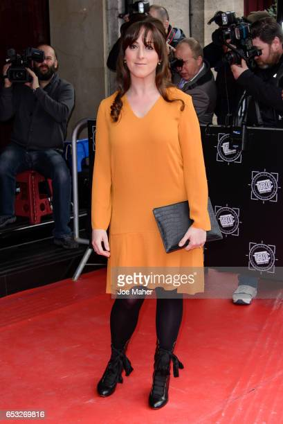 Natalie Cassidy attends the TRIC Awards 2017 on March 14, 2017 in London, United Kingdom.