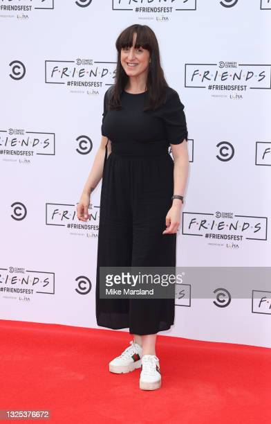 Natalie Cassidy during Comedy Central's FriendsFest: London Photocall at Clapham Common on June 24, 2021 in London, England.