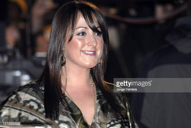 """Natalie Cassidy during """"Eragon"""" London Premiere - Arrivals at Odeon Leicester Square in London, Great Britain."""