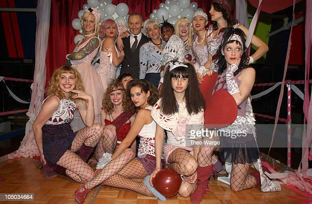 Natalie Chanin and Project Alabama 'Prom Night' Models