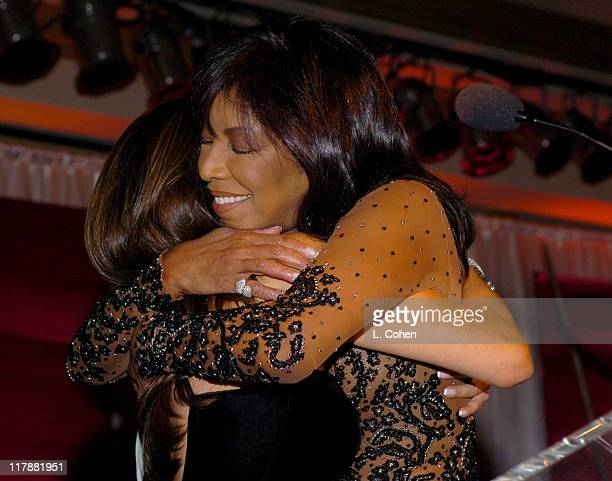 Natalie Cole and Sonia Cole Founder of the Afghanistan World Foundation