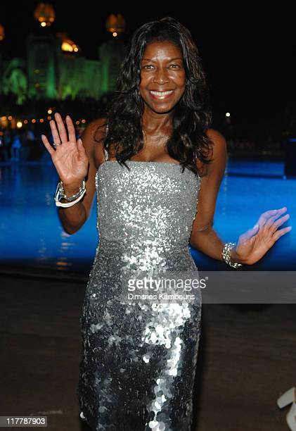 Natalie Cole At the grand opening of The Cove Atlantis on Paradise Island resort magnate Sol Kerzner welcomed John Travolta and Kelly Preston Lindsay...