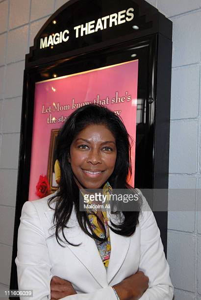 Natalie Cole during Natalie Cole Hosts Akeelah and the Bee for 4th and 5th Graders at Angeles Mesa Elementary School May 2 2006 at Magic Johnson...