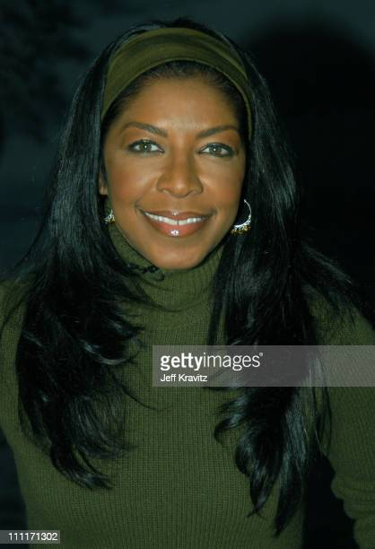 """Natalie Cole during Nick at Nite Celebrates the Holiday Season with """"The Nick at Nite Holiday Special"""" Airing on Friday, Nov. 28 at CBS Studios in..."""