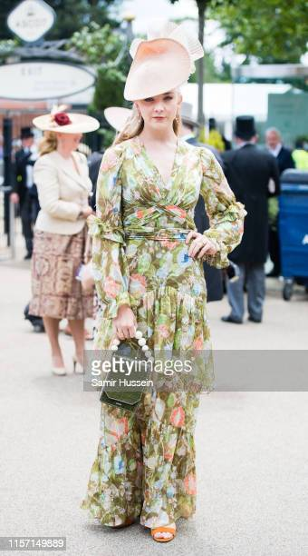 Natalie Dormer attends day three, Ladies Day, of Royal Ascot at Ascot Racecourse on June 20, 2019 in Ascot, England.
