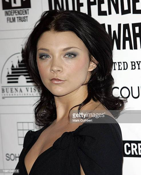 Natalie Dormer Attends The British Independent Film Awards 2006 At London'S Hammersmith Palais