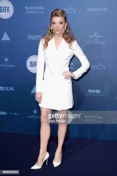 Natalie Dormer attends the British Independent Film Awards held at Old Billingsgate on December 10 2017 in London England