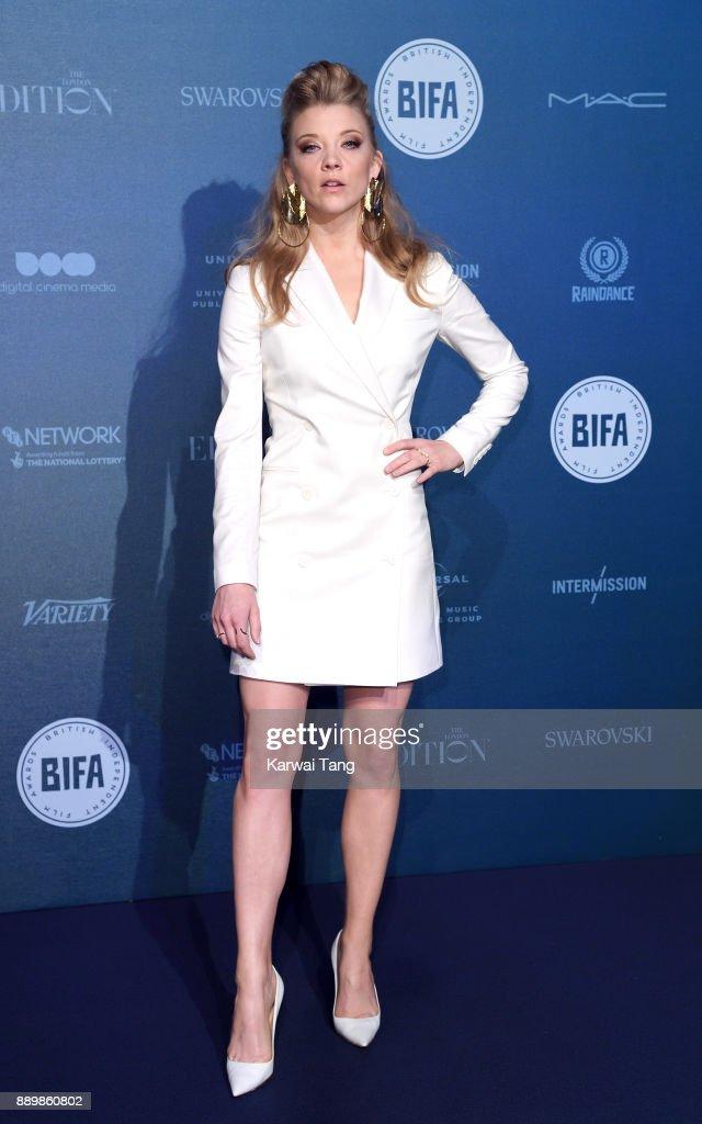 Natalie Dormer attends the British Independent Film Awards held at Old Billingsgate on December 10, 2017 in London, England.
