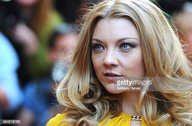 Natalie Dormer attends the GQ Men of the Year awards at The Royal Opera House on September 2 2014 in London England