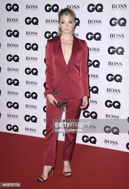 Natalie Dormer attends the GQ Men Of The Year Awards at the Tate Modern on September 5 2017 in London England