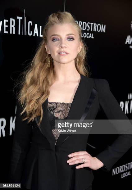 Natalie Dormer attends the premiere of Vertical Entertainment's In Darkness at ArcLight Hollywood on May 23 2018 in Hollywood California