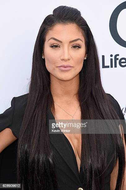 Natalie Eva Marie attends The Hollywood Reporter's Annual Women in Entertainment Breakfast in Los Angeles at Milk Studios on December 7 2016 in...
