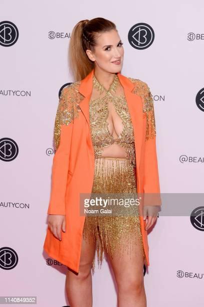Natalie Friedman attends Beautycon Festival New York 2019 at Jacob Javits Center on April 06 2019 in New York City