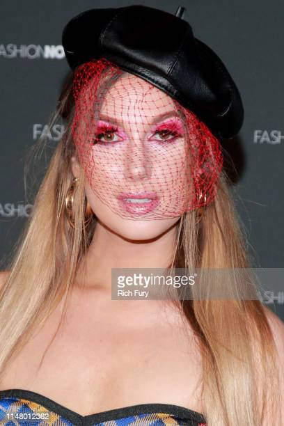 Natalie Friedman attends the Fashion Nova x Cardi B Collection Launch Party at Hollywood Palladium on May 08 2019 in Los Angeles California