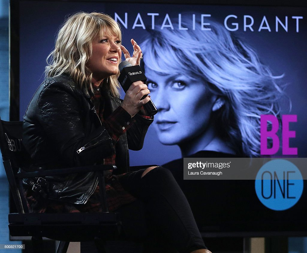 """AOL BUILD Series: Natalie Grant, """"Be One"""""""