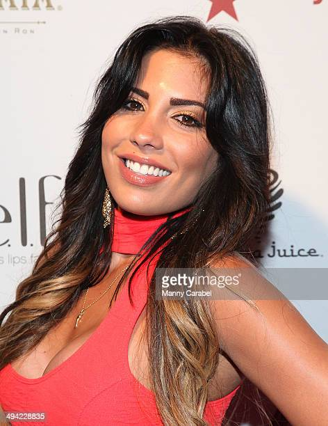 "Natalie Guercio attends OK! Magazine's ""So Sexy"" NY party at Marquee on May 28, 2014 in New York City."
