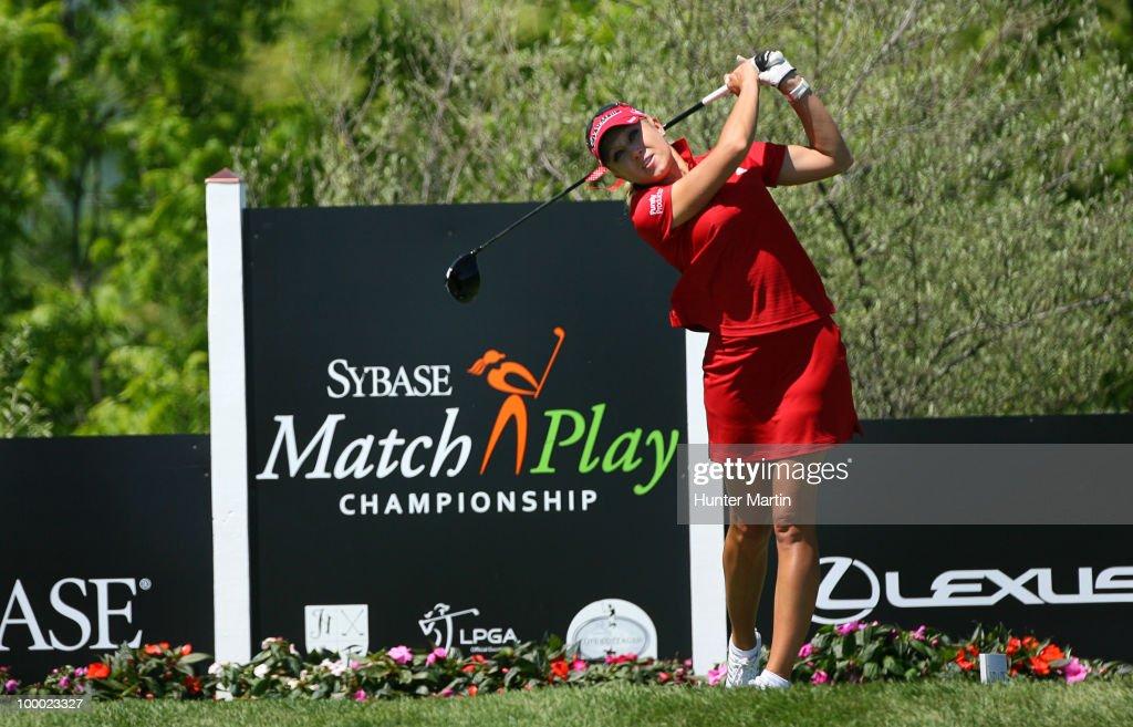 Sybase Match Play Championship - Round One