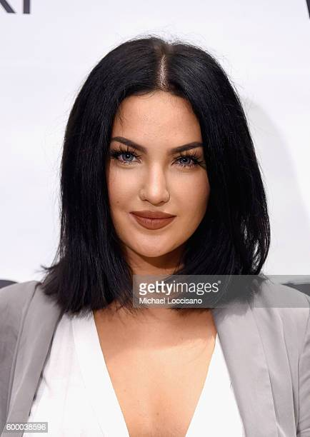 Natalie Halcro attends the WWD and Lands' End celebrate the Canvas by Lands' End Fall Collection on September 7 2016 in New York City