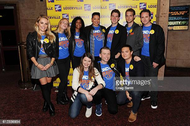 Natalie Hall Natasha Dewhurst Alexis Nichole Smith Sarah Jes Austell Sara Ramirez Chris Bellant Brendan Dooling Billy Calder Price Garrison and Brian...