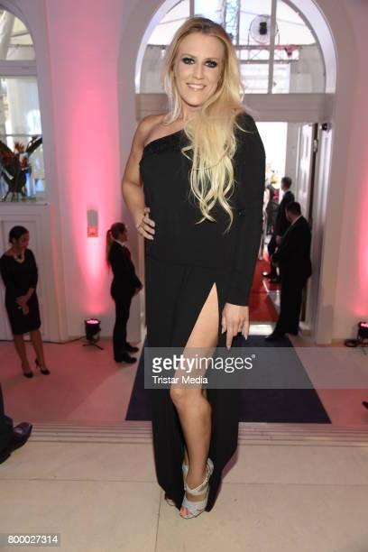 Natalie Horler attends the Bertelsmann Summer Party on June 22 2017 in Berlin Germany