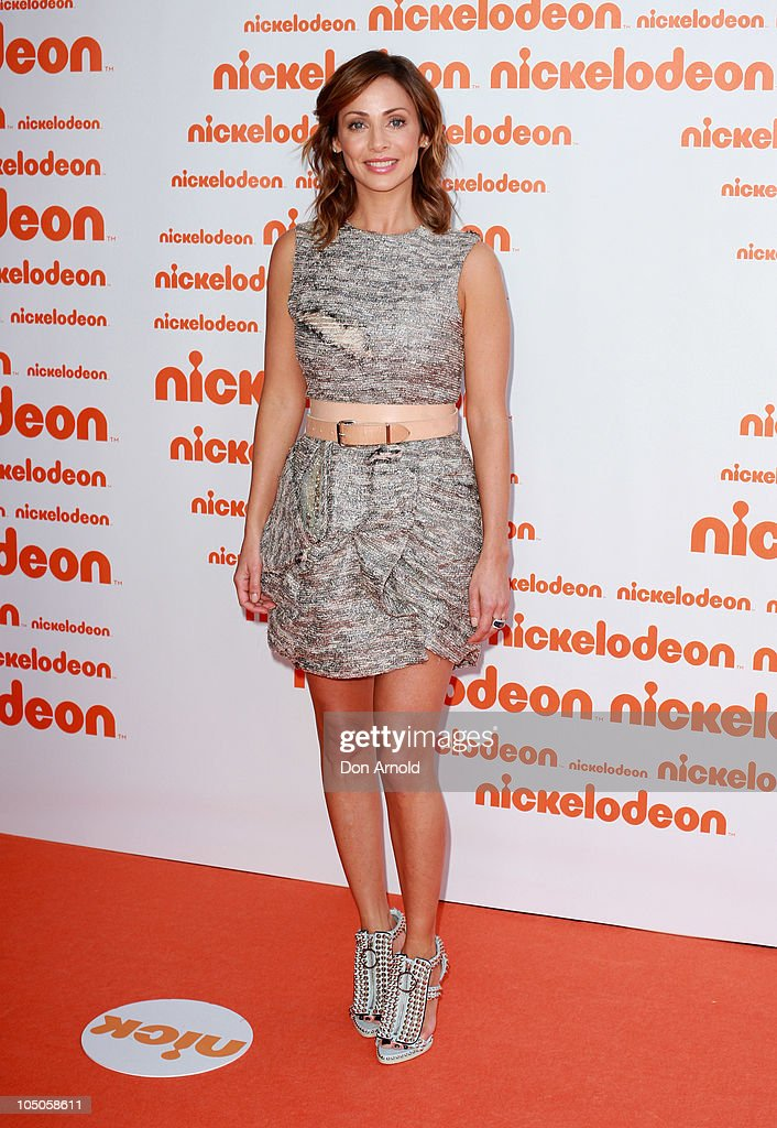 Australian Nickelodeon Kid's Choice Awards - Arrivals