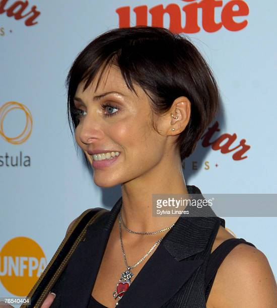 Natalie Imbruglia at the Virgin Unite Campaign to End Fistula Celebrity Bowl Off September 5, 2007 at All Star Lanes in London, England.