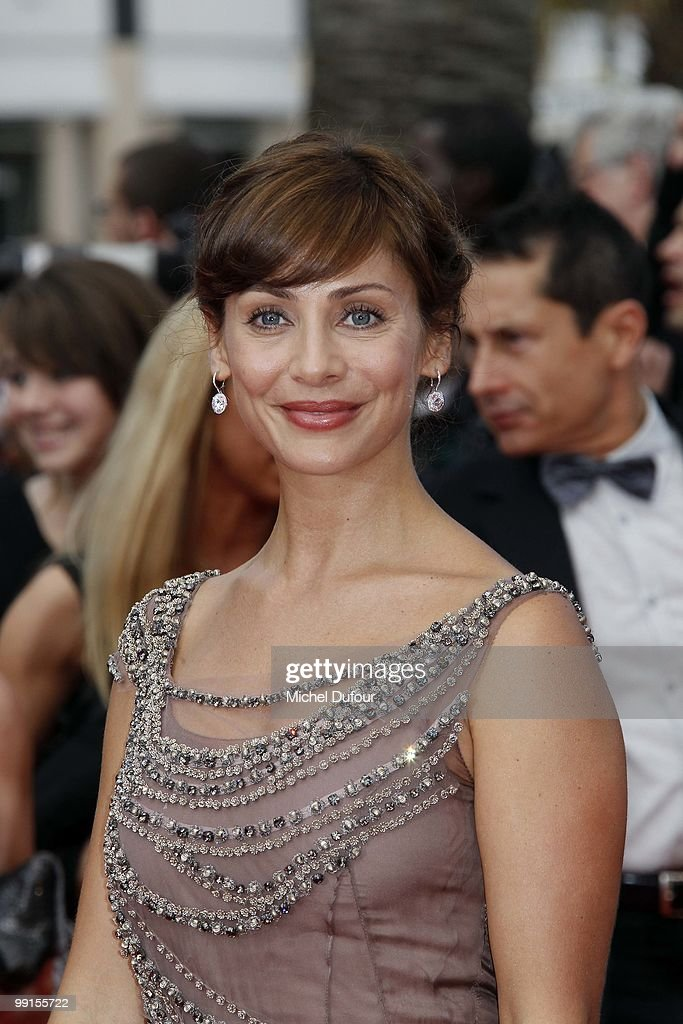 Natalie Imbruglia attend the 'Robin Hood' Premiere at the Palais des Festivals during the 63rd Annual Cannes Film Festival on May 12, 2010 in Cannes, France.