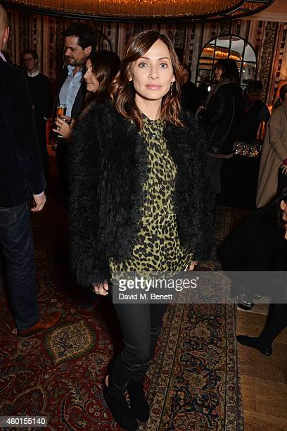 Natalie Imbruglia attends a VIP screening of 'St Vincent' hosted by Poppy Delevingne at The Covent Garden Hotel on December 8 2014 in London England