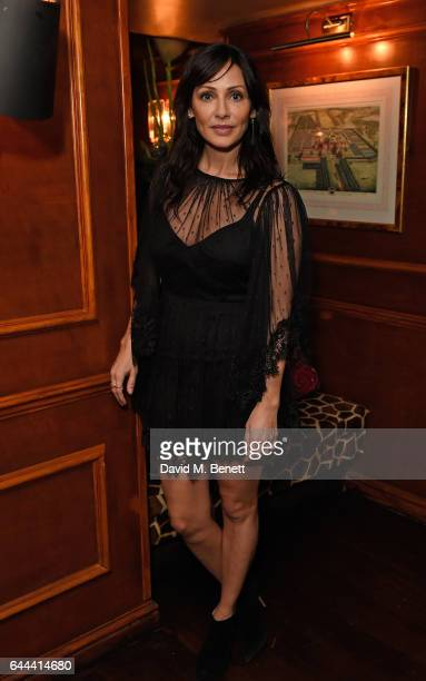 Natalie Imbruglia attends Alice McCall Fall 2017 Collection Launch Vip Dinner at Albert's on February 23 2017 in London England