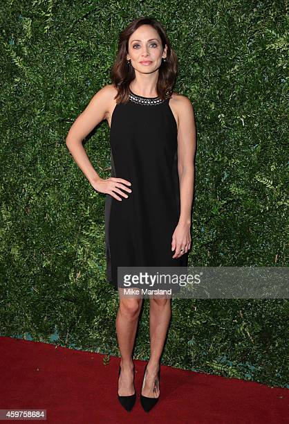 Natalie Imbruglia attends the 60th London Evening Standard Theatre Awards at London Palladium on November 30 2014 in London England