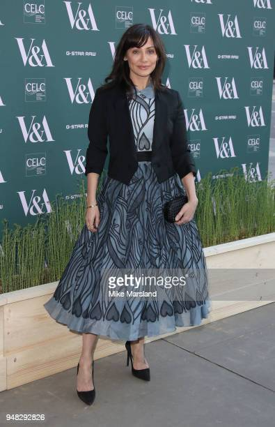Natalie Imbruglia attends the Fashioned From Nature VIP preview at The VA on April 18 2018 in London England