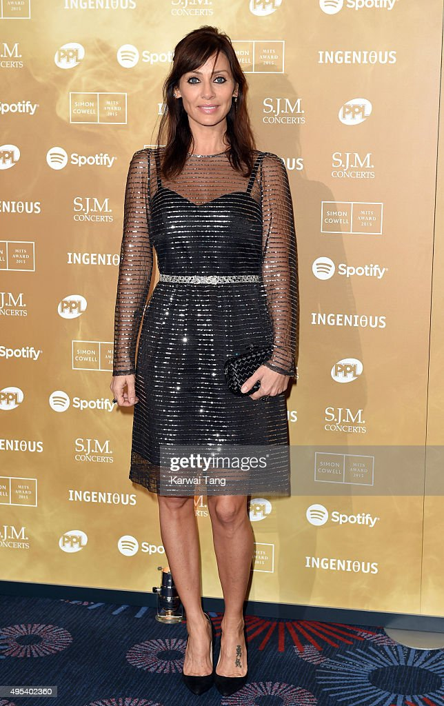 Natalie Imbruglia attends the Music Industry Trusts Awards in aid of the Nordoff Robbins charity and BRIT Trust at The Grosvenor House Hotel on November 2, 2015 in London, England.