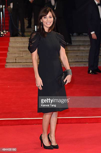 Natalie Imbruglia attends the Royal Film Performance of 'Spectre' at the Royal Albert Hall on October 26 2015 in London England
