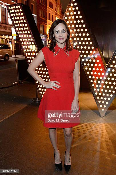 Natalie Imbruglia attends the W London Leicester Square World AIDS Day Fundraising Party at Wyld on December 1 2014 in London England