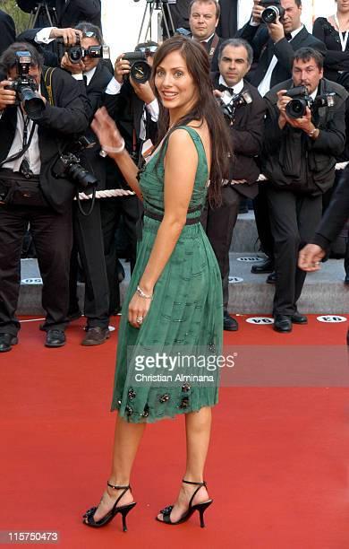 Natalie Imbruglia during 2005 Cannes Film Festival 'Cache' Premiere at Palais de Festival in Cannes France