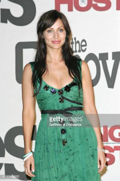 Natalie Imbruglia during 2005 Cannes Film Festival MTV's 'Kung Fu Hustle' Cannes Party in Cannes France