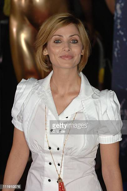 Natalie Imbruglia during 2006 World Music Awards Inside Arrivals at Earls Court in London Great Britain
