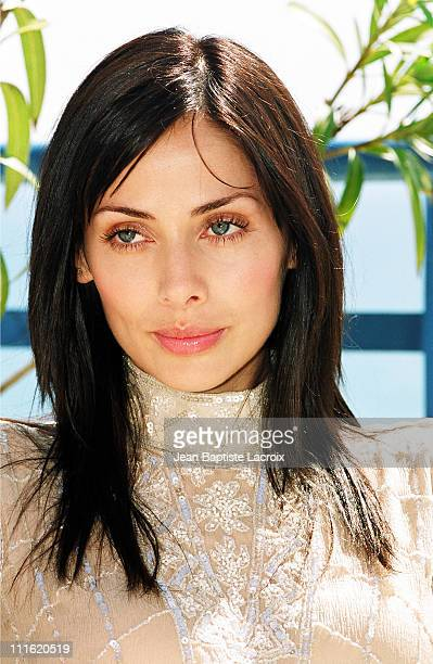 Natalie Imbruglia during Cannes 2002 Natalie Imbruglia Portraits at Hotel Martinez in Cannes France