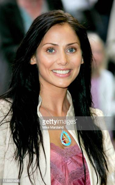Natalie Imbruglia during 'Harry Potter and the Prisoner of Azkaban' UK Premiere Arrivals at Leicester Square in London Great Britain