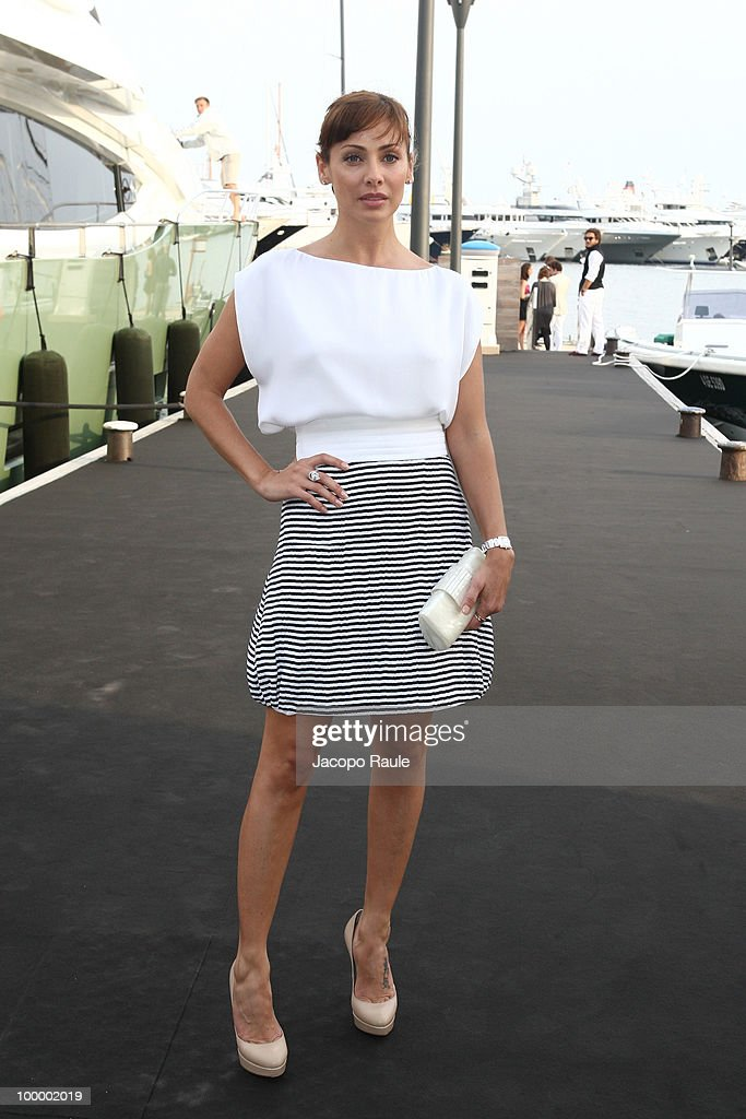 Natalie Imbruglia is seen during the 63rd Annual International Cannes Film Festival on May 19, 2010 in Cannes, France.