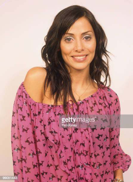 Natalie Imbruglia singer and actress circa 1995