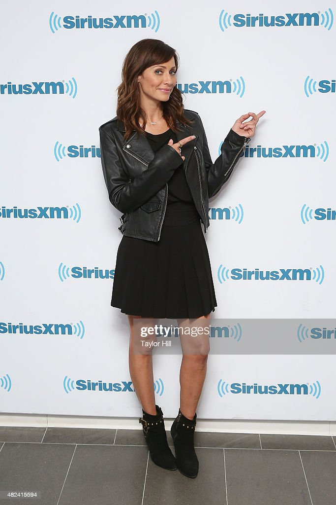 Celebrities Visit SiriusXM Studios - July 30, 2015