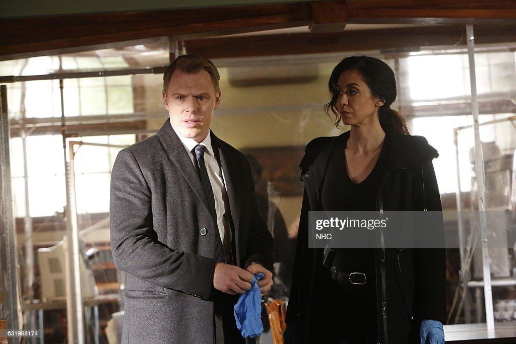 "NBC's ""The Blacklist"" - Season 4"