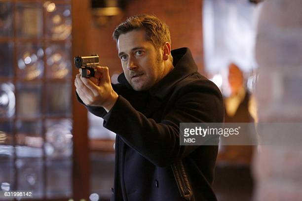 THE BLACKLIST 'Natalie Luca' Episode 412 Pictured Ryan Eggold as Tom Keen