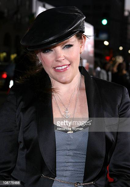 Natalie Maines during Redline Los Angeles Premiere Red Carpet at Grauman's Chinese Theater in Hollywood California United States