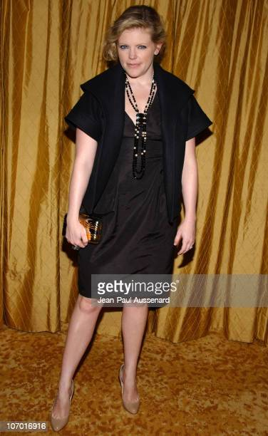 Natalie Maines of the Dixie Chicks during 2006 ACLU/SC Awards at Regent Beverly Wilshire in Beverly Hills California United States