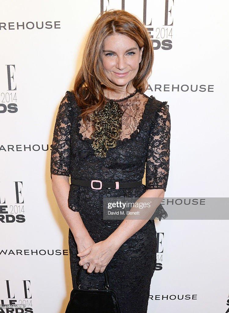 Elle Style Awards 2014 - VIP Arrivals : News Photo