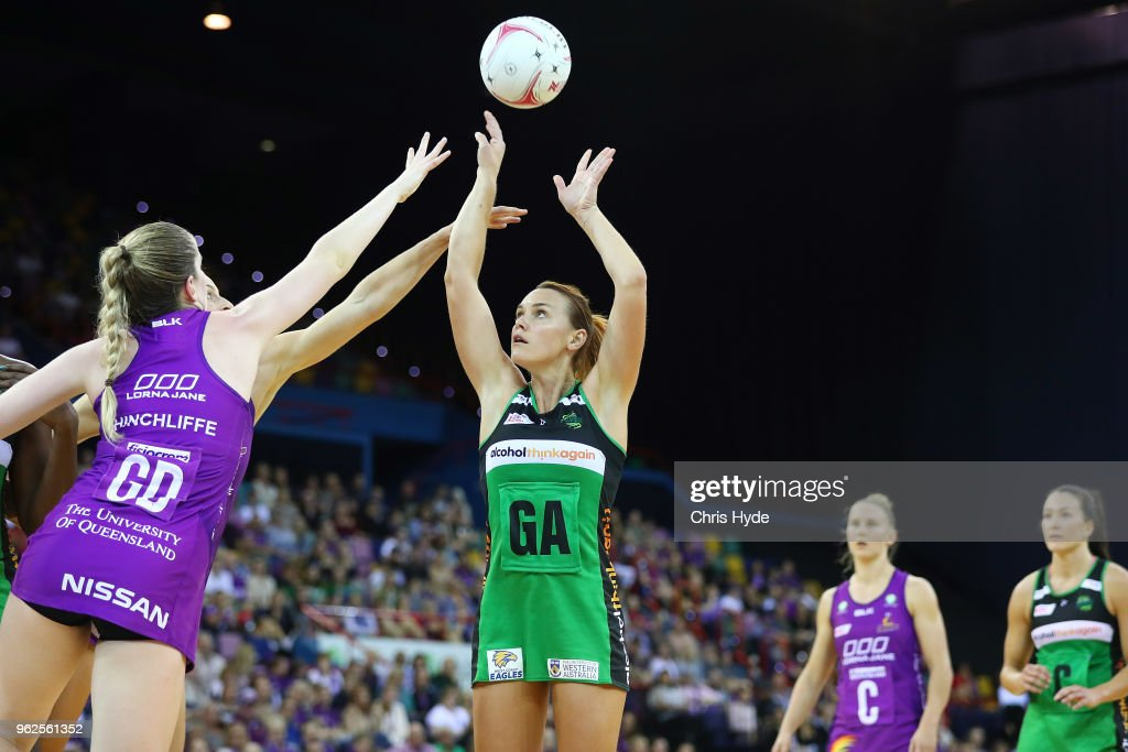 Super Netball Rd 5 - Firebirds v Fever